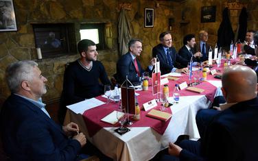 Sve manje vremena za tehničku vladu: Sa sastanka lidera opozicije