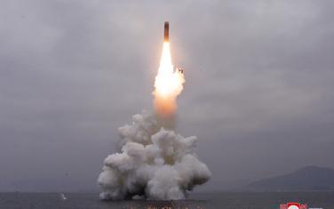 Balistički projektil Sjeverne Koreje