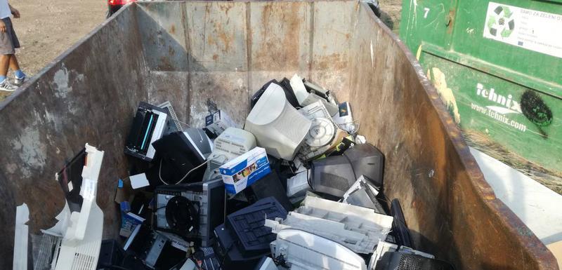 Elektronski i električni otpad