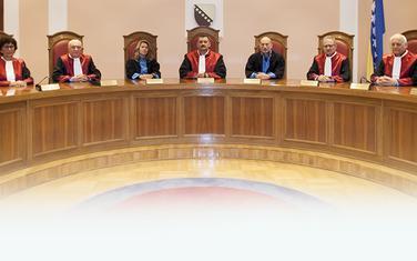 Sudije Ustavnog suda BiH
