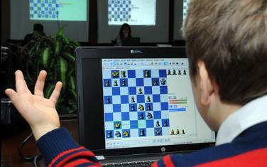 Šah preko interneta