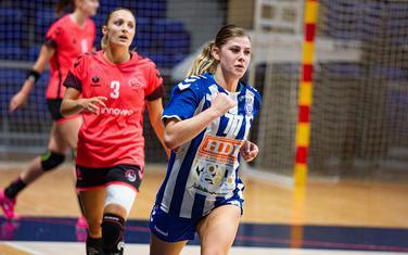 Jedva čeka da opet zaigra pred navijačima Budućnosti u Ligi šampiona: Majda Mehmedović