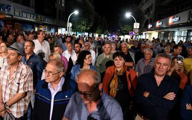 Sa protesta ispred Tužilaštva