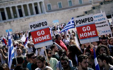 Protesti protiv Pompea