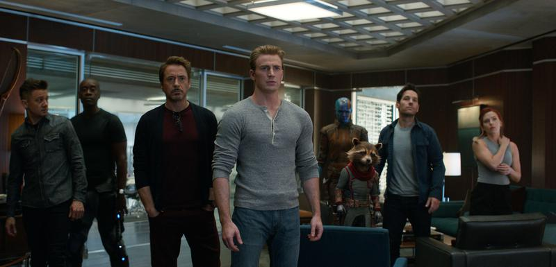 """Iz filma """"Avengers: Endgame"""""""