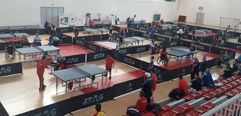 Stonoteniski turnir za osobe sa invaliditetom