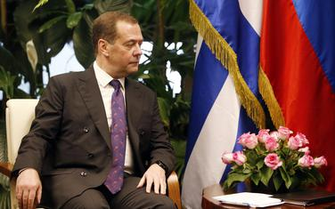 Medvedev u Havani