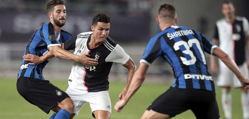 Škrinjar i Galjardini u duelu sa Ronaldom