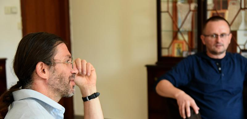 Autor i prevodilac knjige: Filip Tesar i Adin Ljuca