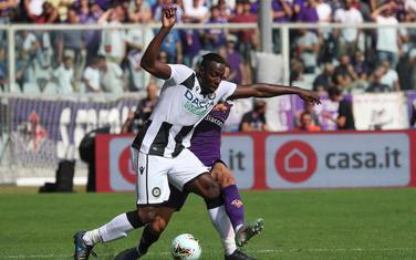 Sa meča Fiorentina - Udineze