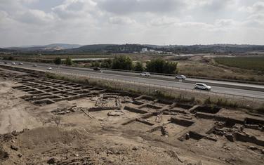 Drevni grad u Izraelu