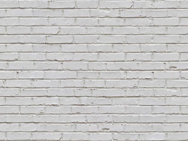 Beli zid (Ilustracija)