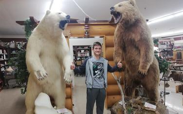 U posjeti muzeju prepariranih životinja