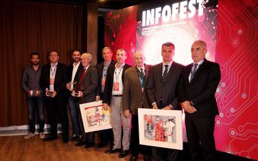 Crnogorski Telekom dobitnik nagrade za najbolje projektno rješenje