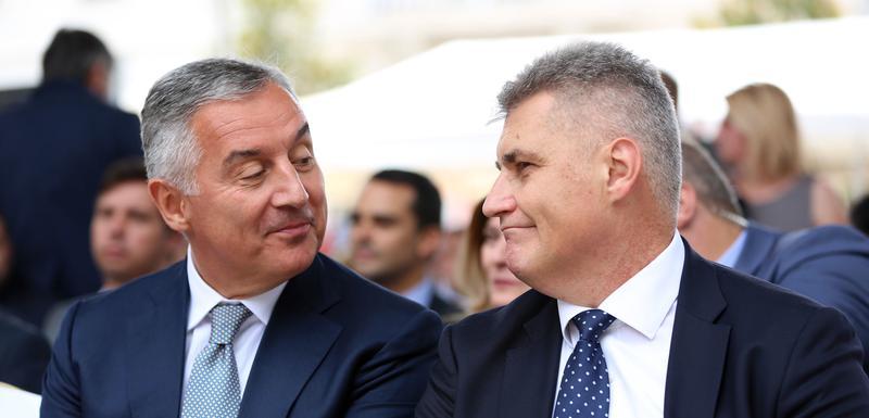 Bez odgovora da li će pokrenuti dijalog: Milo Đukanović i Ivan Brajović
