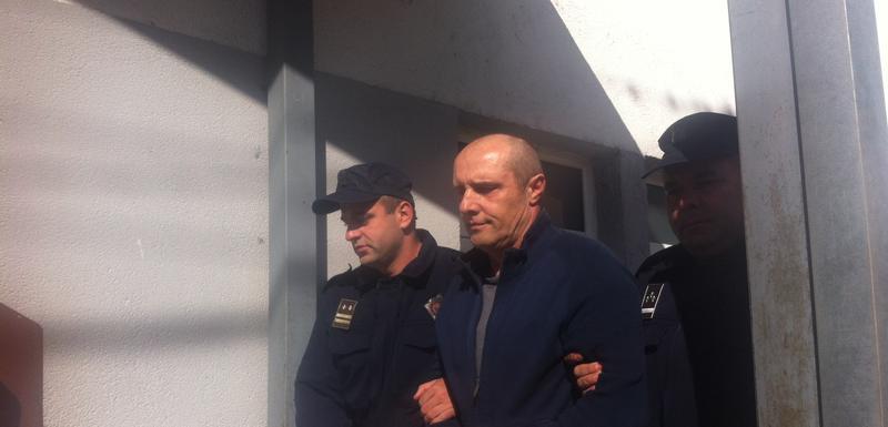 Optuženi Ernes Škrijelj (arhiva)