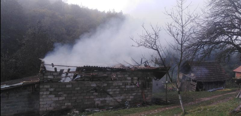 Požar Bijelo Polje