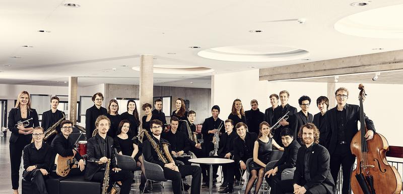 BuJazzO jazz orkestar