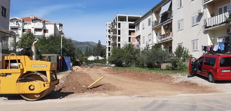 Sa gradilišta na Seljanovu