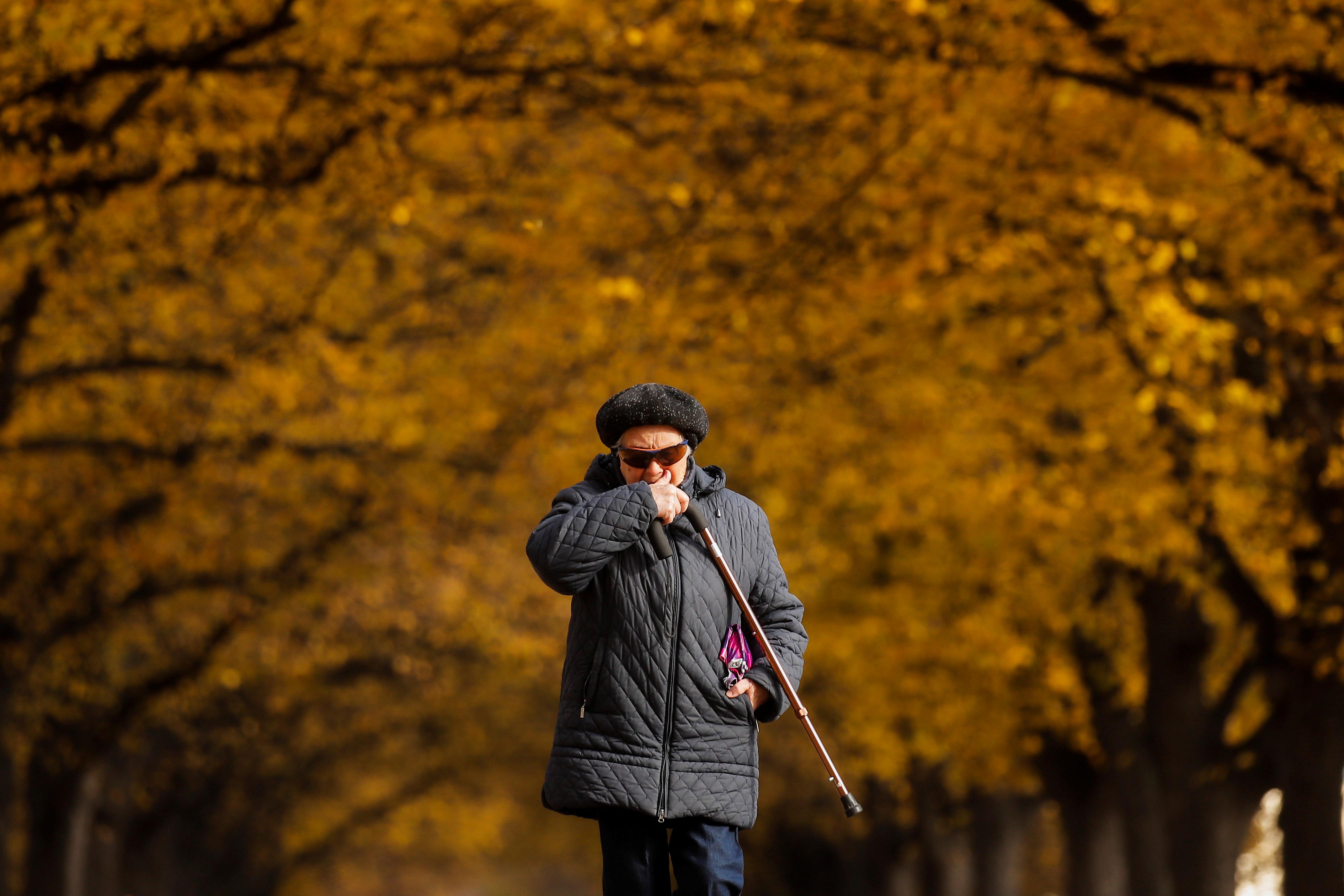 Jesen u Moskvi (foto: MAXIM SHEMETOV/Reuters)