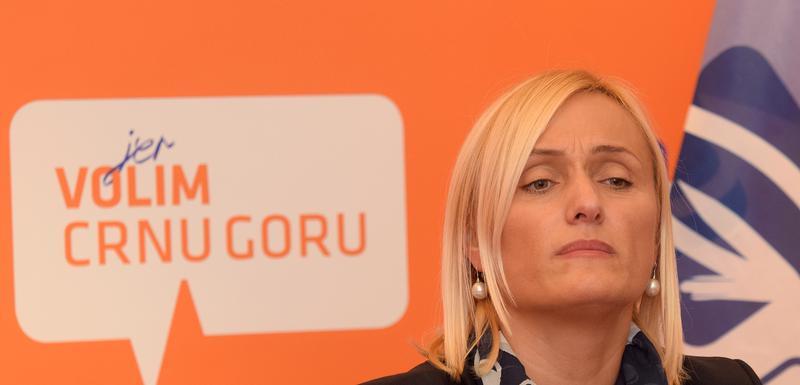 Nikada formalno nije izašla iz partije: Jasavić