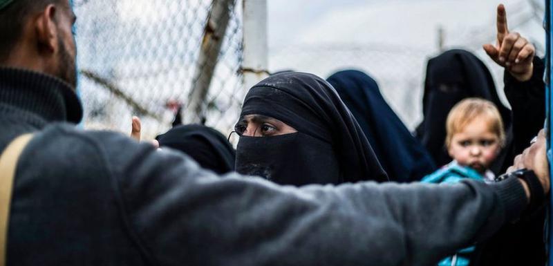 U logoru Al-Hol živi više od 70.000 zatvorenika ISIS-a, uglavnom žena i dece