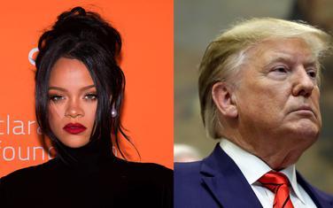 Rijana i Tramp