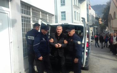 Elvis Ćatović dolazi na suđenje danas