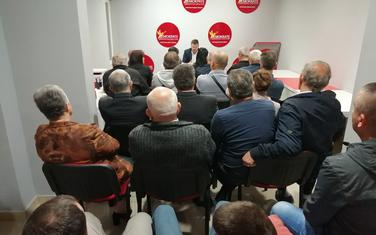 Sa sastanka u Nikšiću