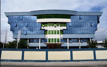 Zgrada podgoričkog Vodovoda