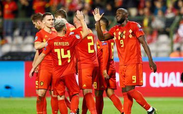 Fudbaleri Belgije