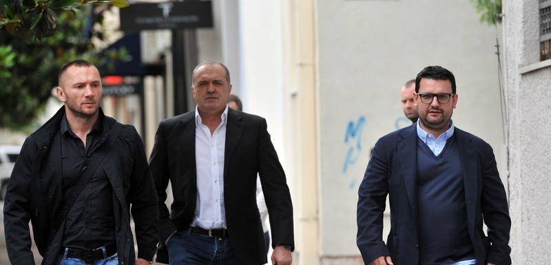 Lončar i Šarić tokom trajanja postupka u kom su pravosnažno oslobođeni