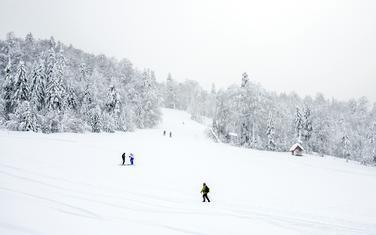Skijalište u Kolašinu
