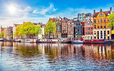 Amsterdam (Ilustracija)