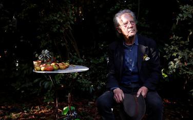Peter Handke, dobitnik Nobelove nagrade za književnost