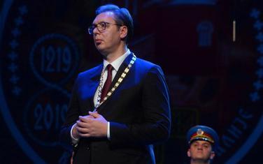 Vučiću uručen orden Svetog Save