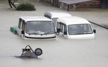 Strah od poplava i odrona