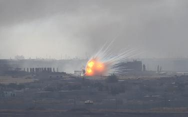 Turska ofanziva u Ras al-Ainu