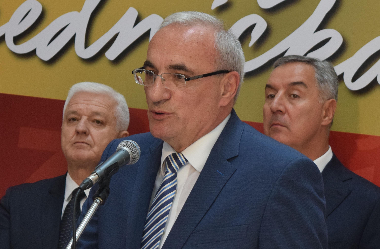 Direktor DPS-a još nije ni dobio zamjenu: Milošević