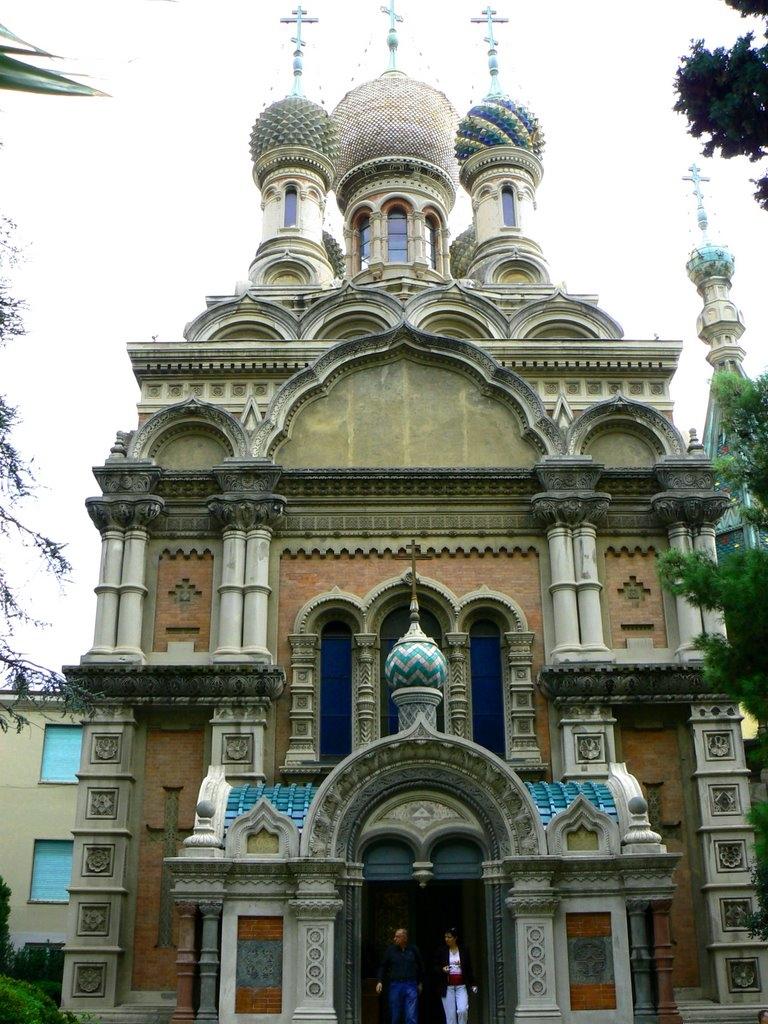 Ruska crkva u Sanremu