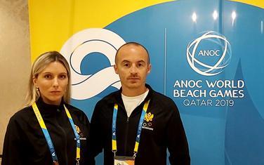 Biserka Radulović i Jugoslav Bukilić