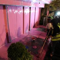 Vrata RTS ofarbana u pink boju