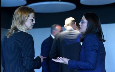 Suzana Pribilović sa predstavnicima civilnog sektora