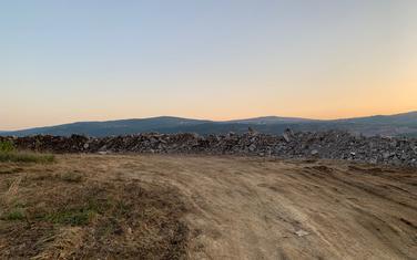 Šut se odlaže (ne)legalno: Deponija u Industrijskoj zoni