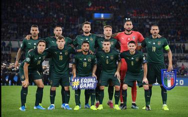 Italijanski fudbaleri pred meč sa Grčkom