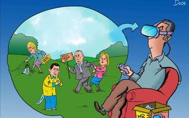 Karikatura by Duca