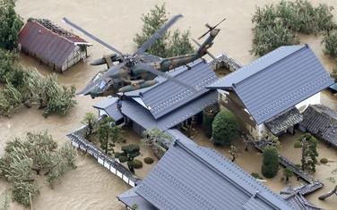 Poplavljen veliki broj kuća
