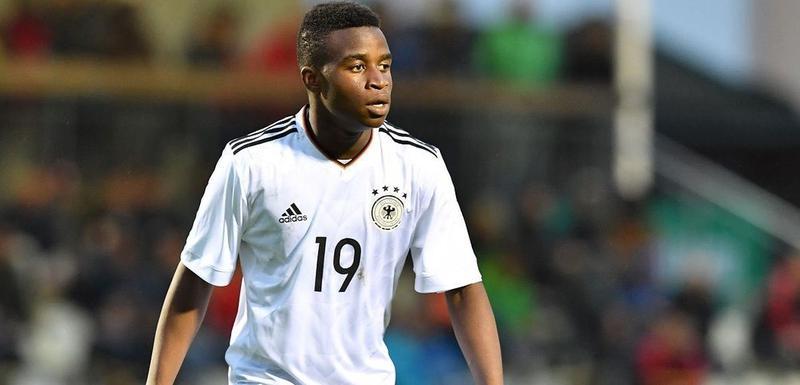 Jusufa Mukoko u dresu Njemačke