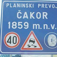 Kosovari traže korekciju granica: Prelaz kod Čakora