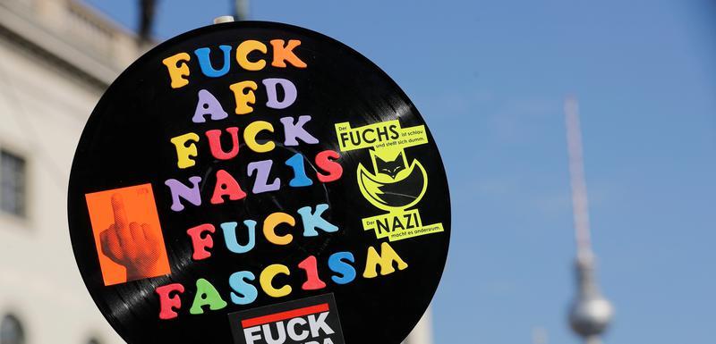 Sa protesta u Berlinu